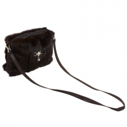 Женская сумка из меха А1051