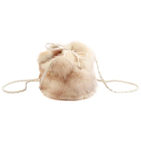 Женская сумка из меха А1045