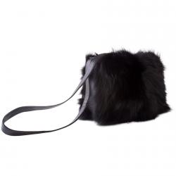 Женская сумка из меха А1018