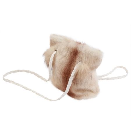 Женская сумка из меха А1046