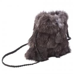 Женская сумка из меха А1041