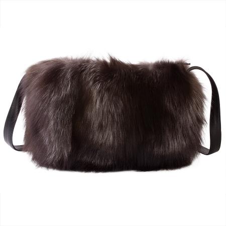 Женская сумка из меха А1022