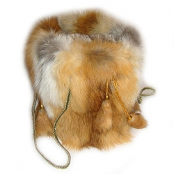 Женская сумка из меха А1003