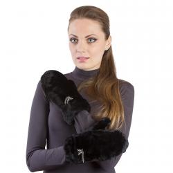 Меховые рукавицы А4254
