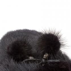 Варежки из меха А4167