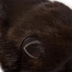 Варежки из норки А4208