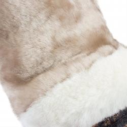 Варежки из мутона А4270