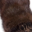 Варежки из норки А4157