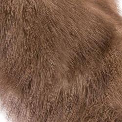 Варежки из меха А4168