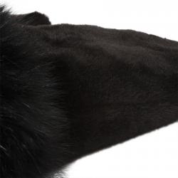 Варежки из овчины А4258