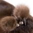 Варежки из норки А4155