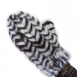 Варежки из норки А4165