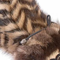Варежки из норки А4162